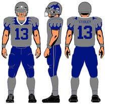 studweiser13 tarafından North Texas Orcas Football Team Uniform Contest için no 15