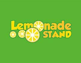 "#18 para Design a Logo for ""Lemonade Stand"" YouTube channel por burhandesign"