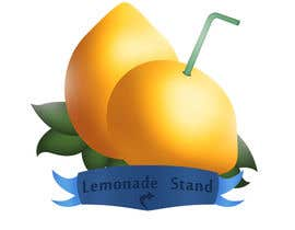 "#38 para Design a Logo for ""Lemonade Stand"" YouTube channel por lazarelondaridze"