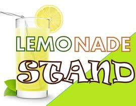 "#11 para Design a Logo for ""Lemonade Stand"" YouTube channel por karanbohra0011"