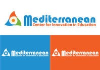 Graphic Design Entri Peraduan #32 for Design a Logo for Mediterranean Center for Innovation in Education