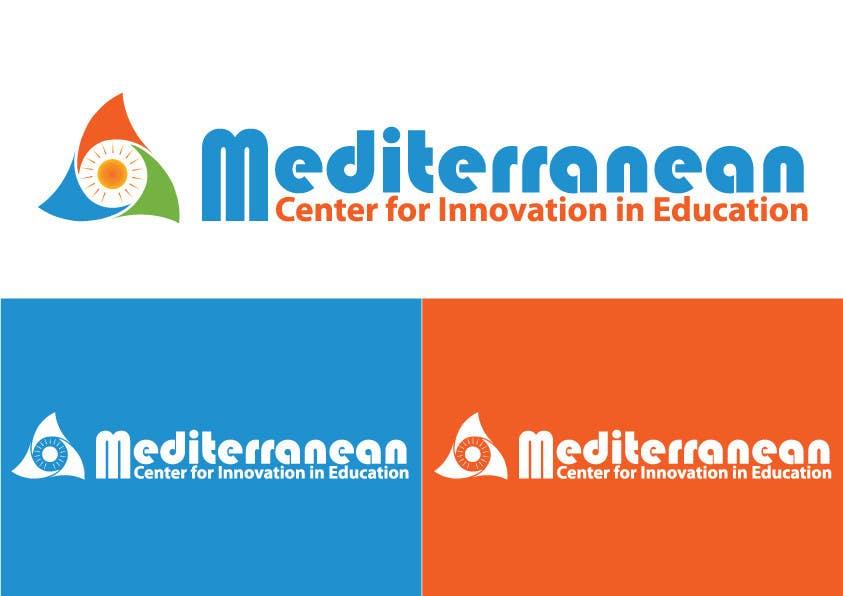 Penyertaan Peraduan #32 untuk Design a Logo for Mediterranean Center for Innovation in Education