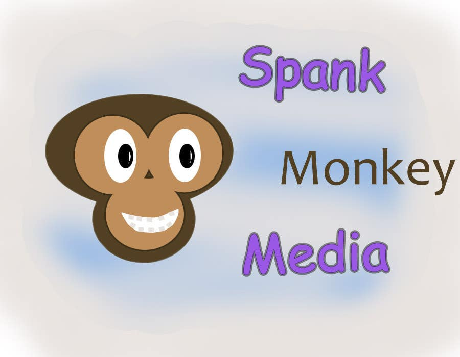 Logo Design for Spank Monkey Media