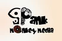 Bài tham dự #470 về Graphic Design cho cuộc thi Logo Design for Spank Monkey Media