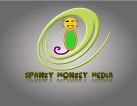 #516 cho Logo Design for Spank Monkey Media bởi kundan5