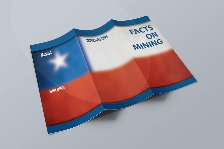 Bài tham dự cuộc thi #                                        1                                      cho                                         Design a Brochure for Mining in Chile