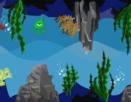 #17 untuk 2D artwork (ROCKS & VEGETATION) for obstacles in side-scrolling video game. oleh mgliviu