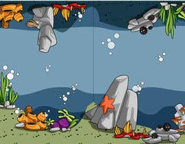 #28 untuk 2D artwork (ROCKS & VEGETATION) for obstacles in side-scrolling video game. oleh datpt1112