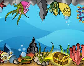 nº 27 pour 2D artwork (ROCKS & VEGETATION) for obstacles in side-scrolling video game. par malathy27