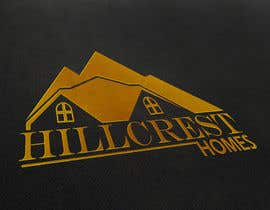 #128 untuk Design a Logo for Hillcrest Homes oleh mg4art