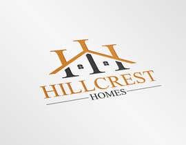 nº 48 pour Design a Logo for Hillcrest Homes par creativeblack