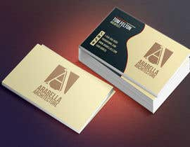 #11 cho Design some Business Cards for Arabella Architecture bởi GuilleServera