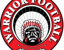 #22 for Logo Design for Warrior Football af portretv3