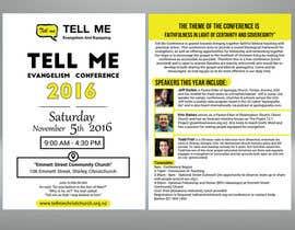 saikat9999 tarafından Design a Conference Flyer için no 57