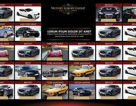 #9 para Design a Flyer for Car Rental por authenticweb