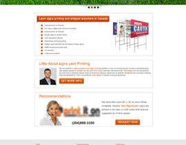 #4 for Design and apply a product page af gravitygraphics7