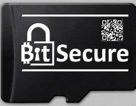 #31 for Logo Design: security of a micro SD card af paramiginjr63