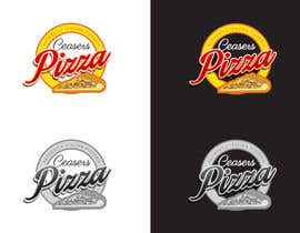 nº 49 pour Design a logo for a pizza restaurant par artedu