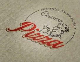 nº 50 pour Design a logo for a pizza restaurant par artedu