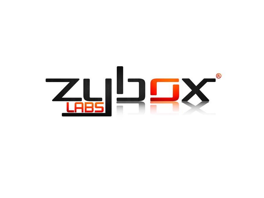 Penyertaan Peraduan #8 untuk Design a Logo for ZyBOX Labs