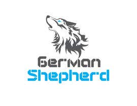 #58 for German Shepherd Logo by mohammadbakya
