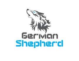 nº 58 pour German Shepherd Logo par mohammadbakya