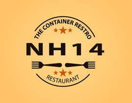 menaghabrialnew tarafından Logo Design For Restaurant NH14 için no 48