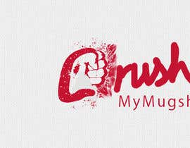 #4 for Design a Logo for CRUSH MyMugshot by ARUNVGOPAL