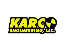 #403 para Logo Design for KARCO Engineering, LLC. por Enridesign