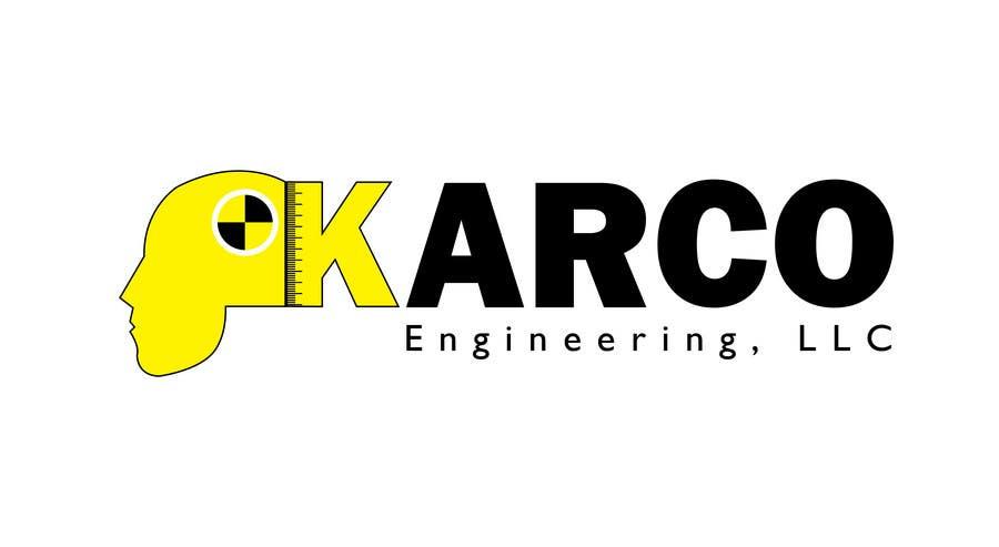 Penyertaan Peraduan #167 untuk Logo Design for KARCO Engineering, LLC.