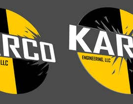 #301 para Logo Design for KARCO Engineering, LLC. por shinch
