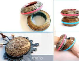 nº 7 pour Design Eco-Friendly Fashion Jewelry par Edrid