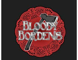 nº 22 pour Update logo for Bloody Bordens (just redraw it) par abdolilustrador
