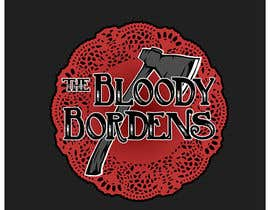 nº 25 pour Update logo for Bloody Bordens (just redraw it) par abdolilustrador