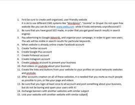 Nro 5 kilpailuun Write some Articles for online media research käyttäjältä ladyG