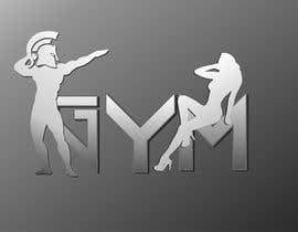 nº 24 pour Diseñar un logotipo for gym par mille84