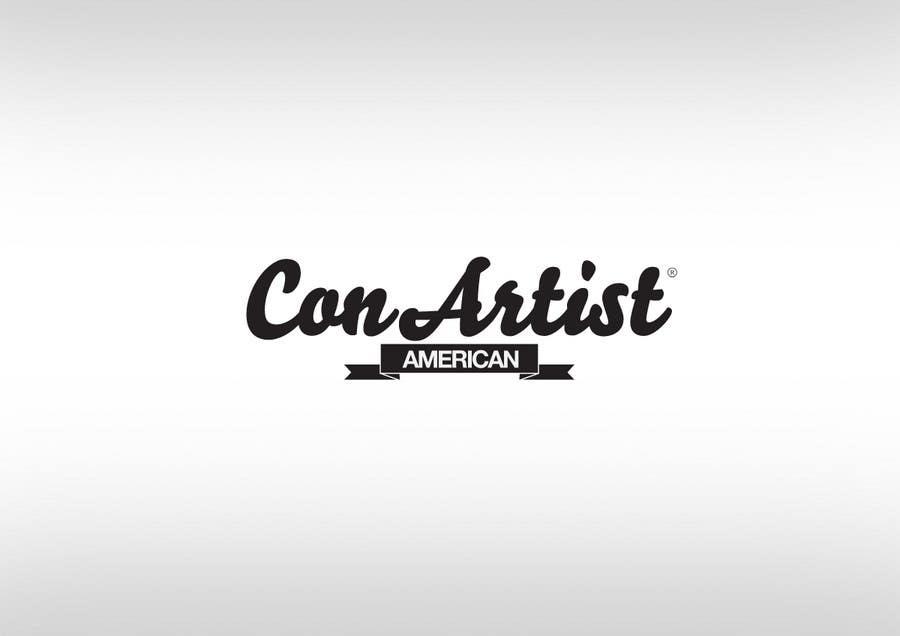 Kilpailutyö #63 kilpailussa Logo Design for ConArtist American