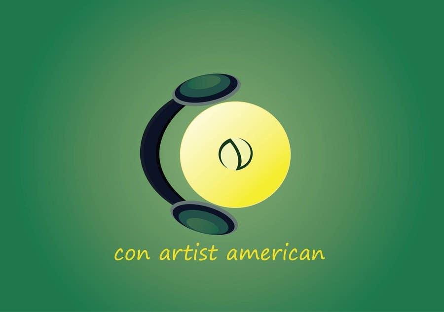 Kilpailutyö #129 kilpailussa Logo Design for ConArtist American