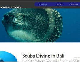 iipekcelik tarafından Create a logo for scuba-diving-bali.com için no 9