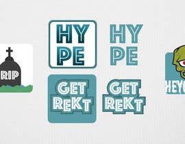 renanbonin tarafından Design some Emotes for twitch.tv/klindalol için no 2