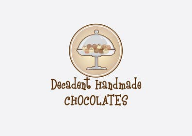 #12 para Design a Logo for Chocolate Business por ZenoDesign