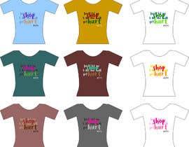 toshi0001 tarafından T-shirt Design için no 14
