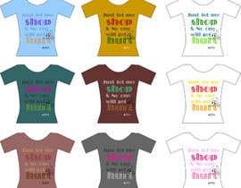 toshi0001 tarafından T-shirt Design için no 26