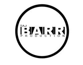 nº 71 pour Logo Design for Taj Barr Production par armanpupot
