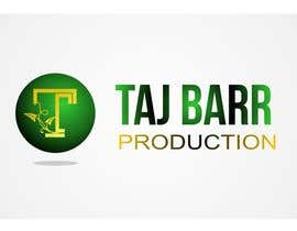 nº 31 pour Logo Design for Taj Barr Production par tinaszerencses
