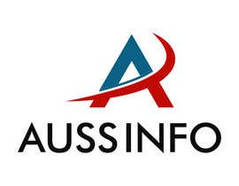 #47 for Design a Logo for AUSS INFO by ibed05