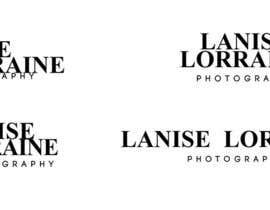 TheSmartThing tarafından Design a Logo for Lanise Lorraine Photography için no 4
