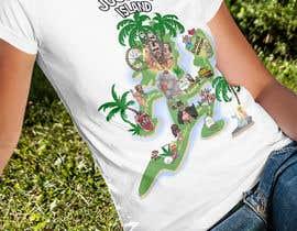 Valadar tarafından Design a T-Shirt Juggalo Island için no 18
