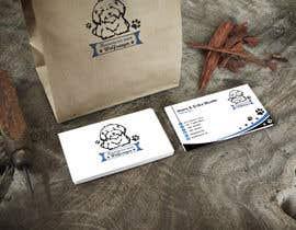 #24 para Design a business card for a hobby dog breed por RERTHUSI