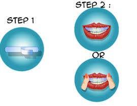 NataliaRn tarafından Simple Teeth Whitening Strips Diagram (pictures provided for guide) için no 1